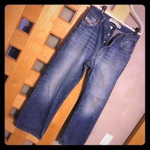 Diesel Kratt Selvedge Jeans L 30